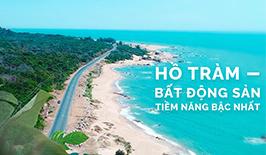 NovaWorld Hồ Tràm: Mô hình đại đô thị du lịch nghỉ dưỡng giải trí.