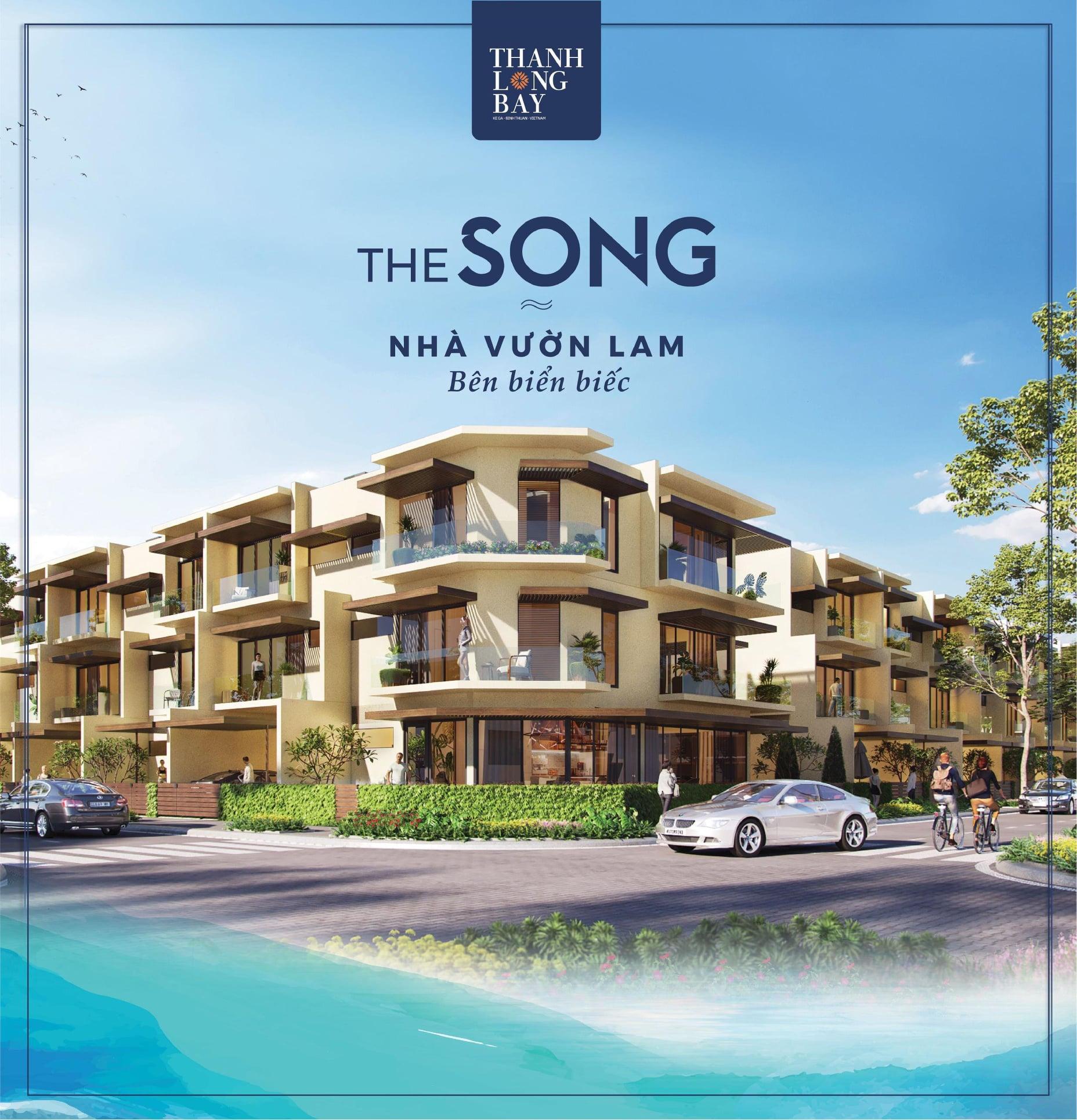 The Song - Nhà vườn lam bên biển biếc.
